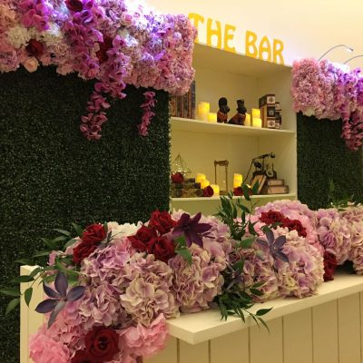 Bar Counters & Stalls decorations PJ