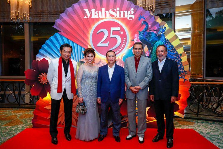Crazy Rich Msian Mah Sing Annual Dinner 2019   Mandarin Oriental KL 00001