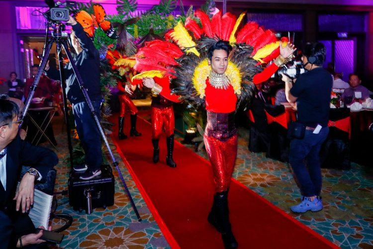 Crazy Rich Msian Mah Sing Annual Dinner 2019   Mandarin Oriental KL 00002