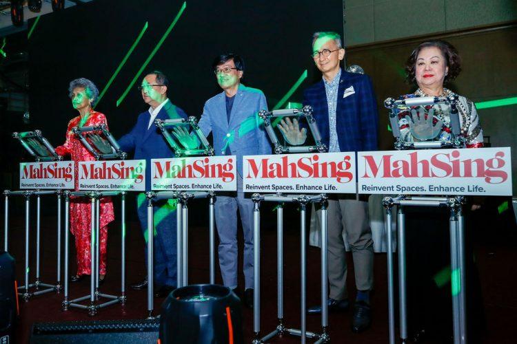 Crazy Rich Msian Mah Sing Annual Dinner 2019   Mandarin Oriental KL 00004