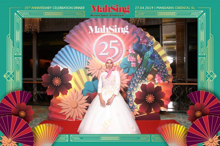 Crazy Rich Msian Mah Sing Annual Dinner 2019   Mandarin Oriental KL 00009