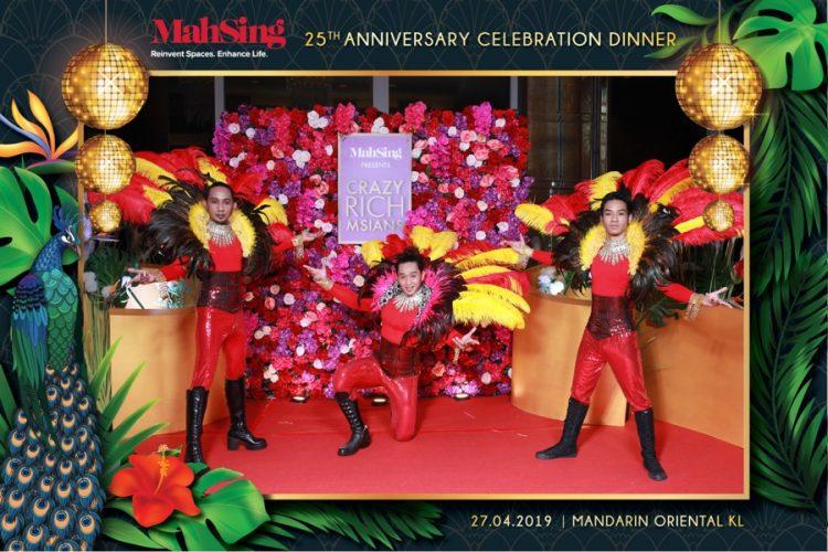 Crazy Rich Msian Mah Sing Annual Dinner 2019   Mandarin Oriental KL 00010