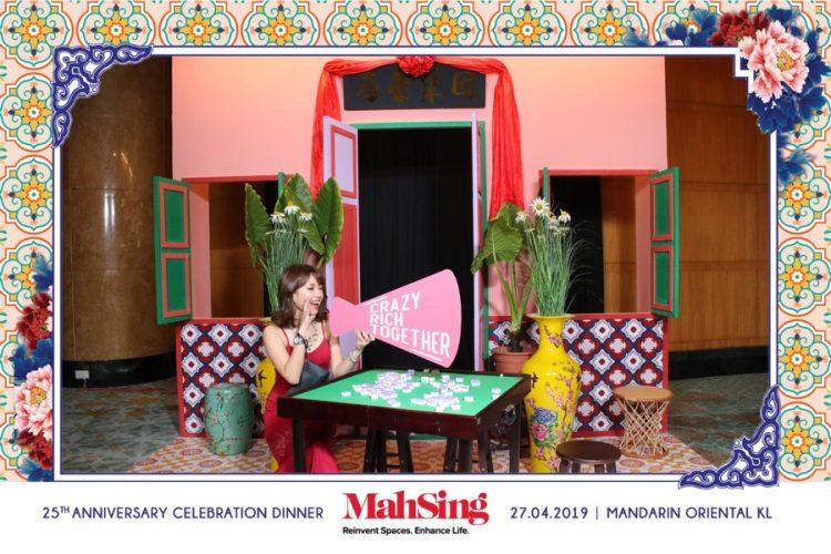 Crazy Rich Msian Mah Sing Annual Dinner 2019   Mandarin Oriental KL 00011