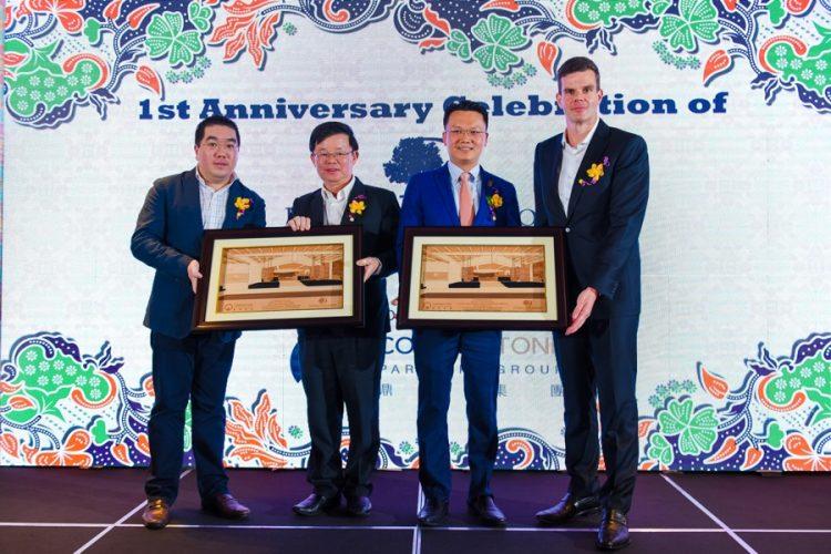 Doubletree Hilton Penang 1st Year Anniversary 00007