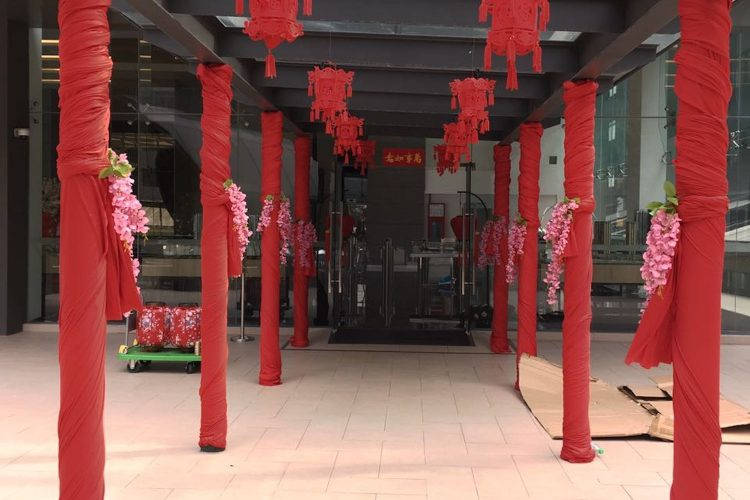 Mah Sing Chinese New Year at various sales galleries 00001