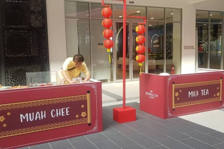 Mah Sing Chinese New Year at various sales galleries 00007
