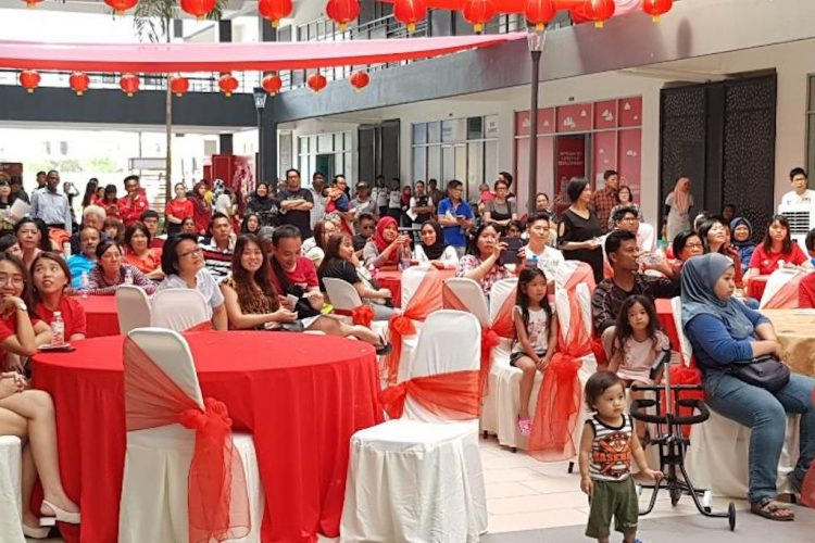 Mah Sing Chinese New Year at various sales galleries 00008