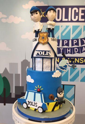 Police - themed Birthday 00007