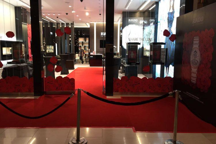 Rado True Automatic Diamonds at Pavilion KL 00001