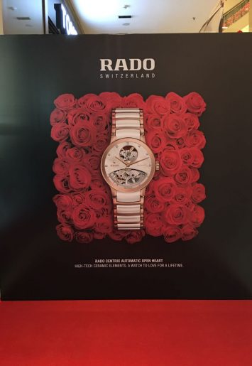 Rado True Automatic Diamonds at Pavilion KL 00002