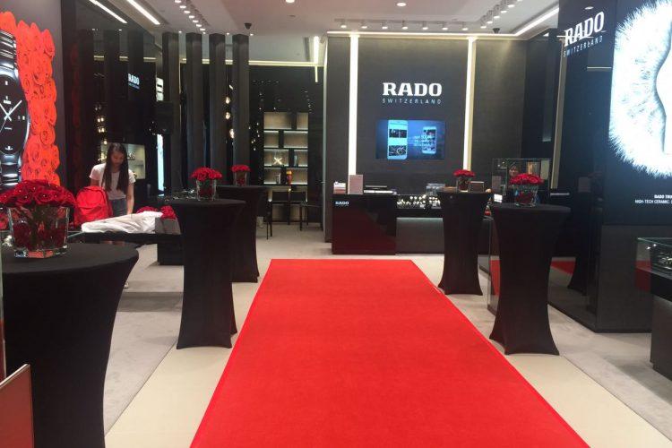 Rado True Automatic Diamonds at Pavilion KL 00004