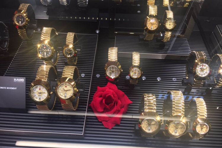 Rado True Automatic Diamonds at Pavilion KL 00005