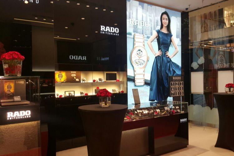 Rado True Automatic Diamonds at Pavilion KL 00008