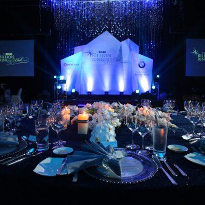 The Edge Billion Ringgit Club 2012 | Hilton Hotel KL 00001