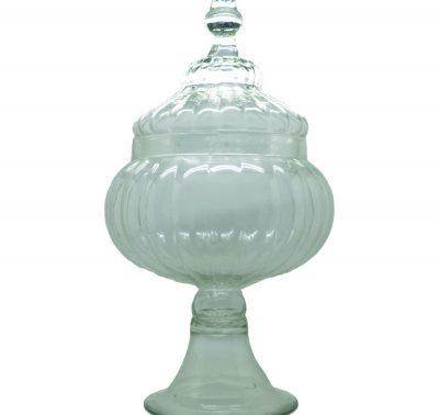0132_Apothecary Medium HT Glass Jar