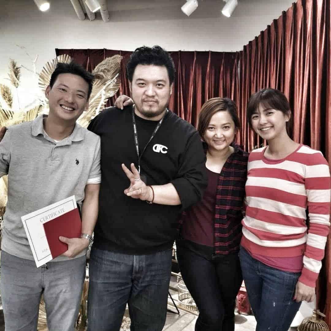 Beijing Flower School - event management kl