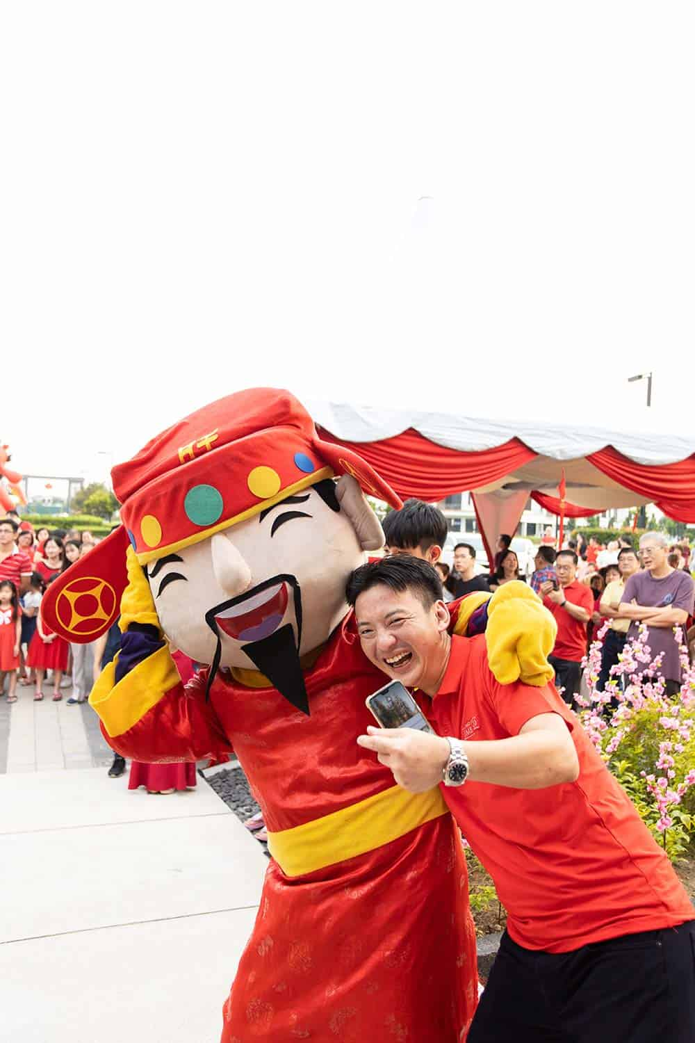 CNY at Eco Monterey - event solutions kl