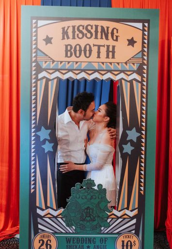 Cirque Magnifique - Wedding Planner KL