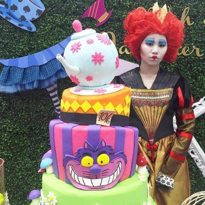 Cartoon Joker Disney Designed dessert bar party event decorations kl