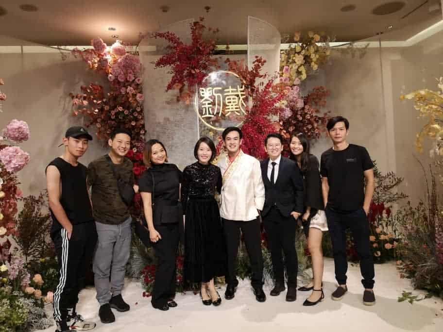 Team in Johor - wedding management kl
