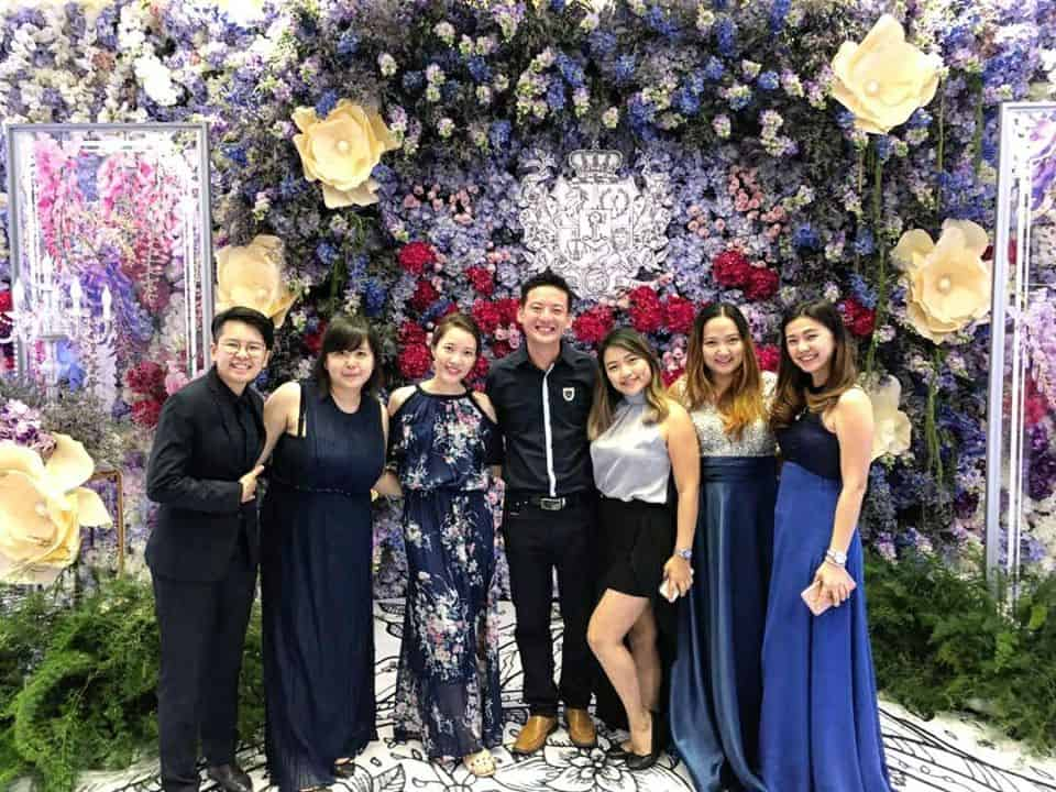 Peak event wedding planner team Malaysia