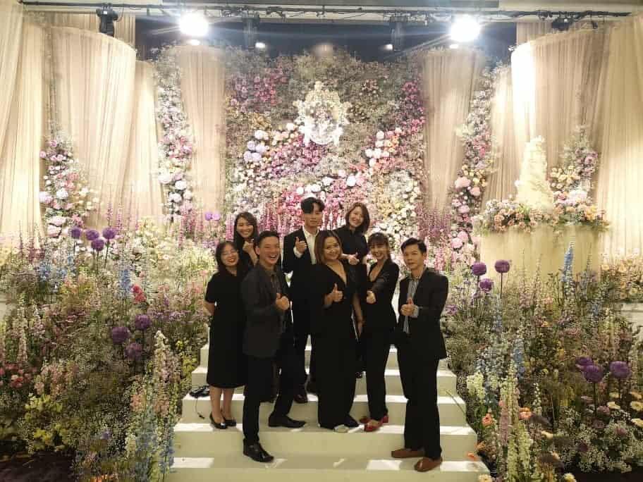 Peak event wedding planner team Selangor