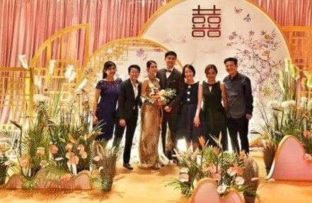 Wedding in Sepang