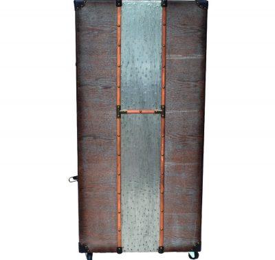 0179_Portable Wooden Bar Storage Chest