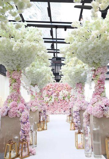 romantic wedding design malaysia