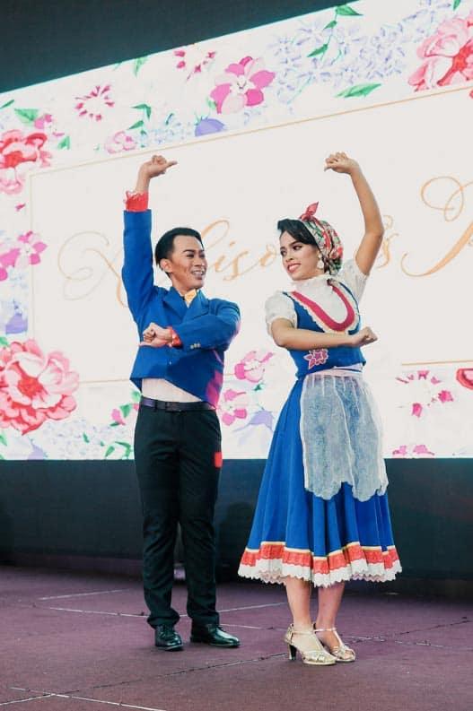 fantastic romantic wedding design malaysia - entertainment