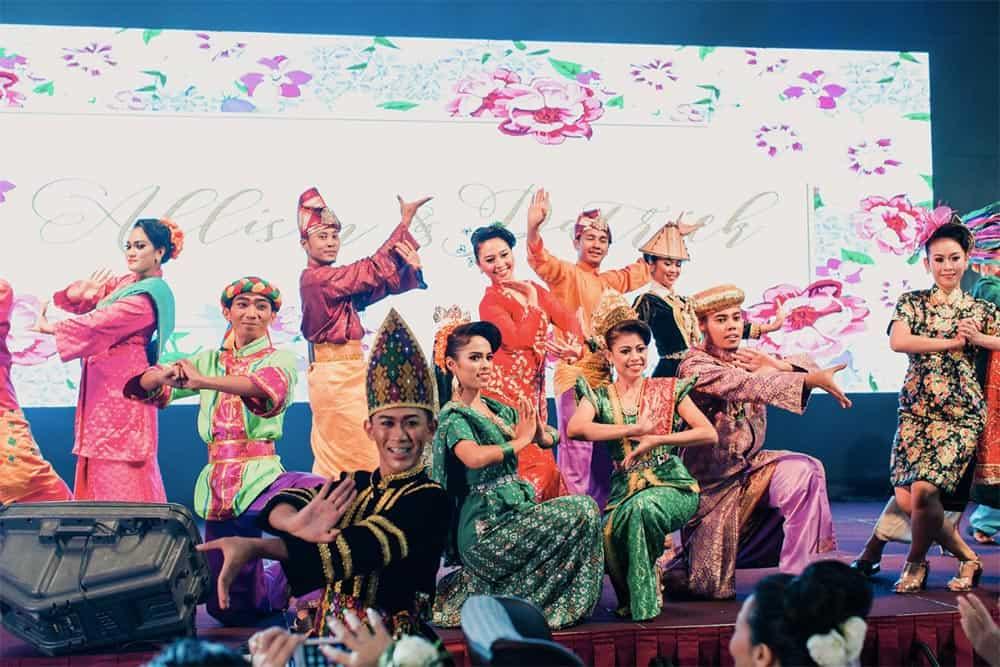 fantastic romantic wedding design malaysia 8