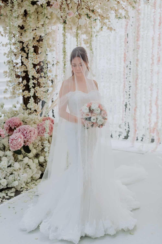Wedding in Glasshouse Le Meridien KL 1