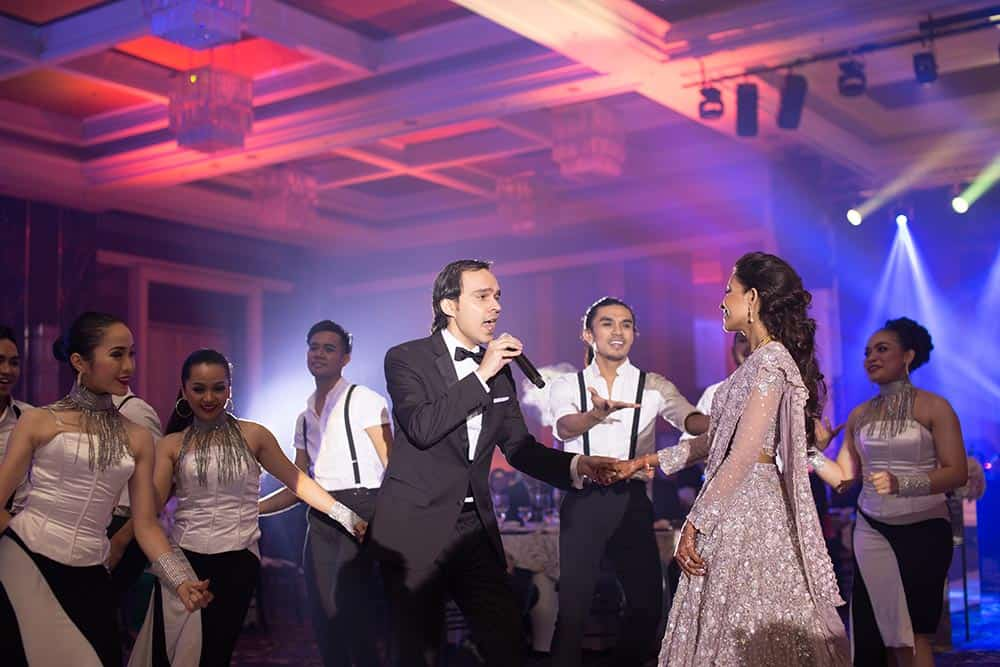 Indian wedding ceremony planner kl with entertainment