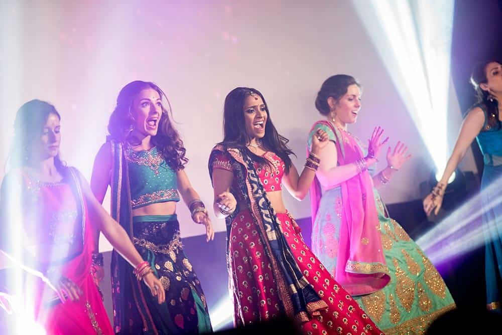 Indian wedding ceremony planner kl with dance