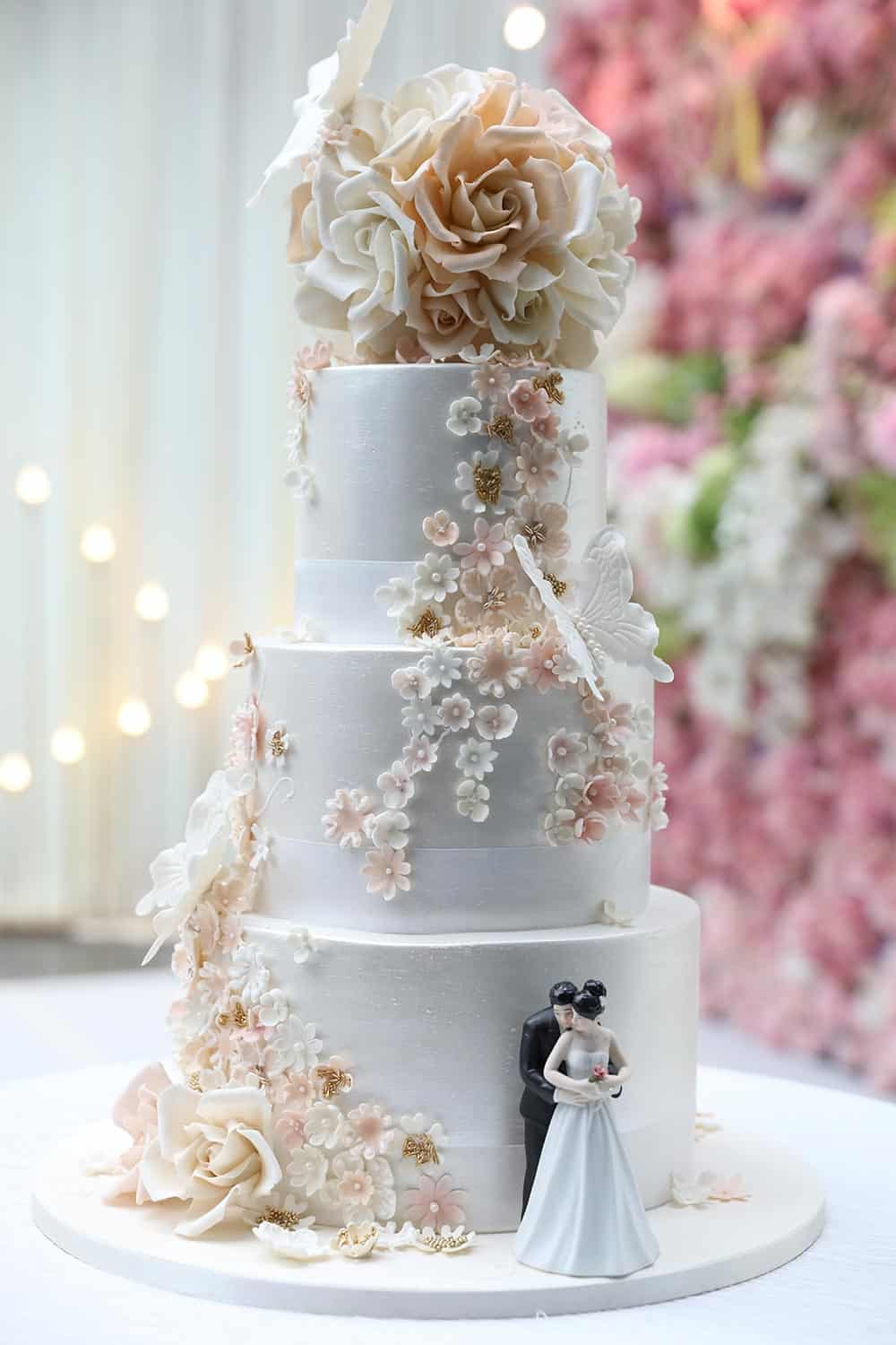 fantastic romantic wedding design malaysia
