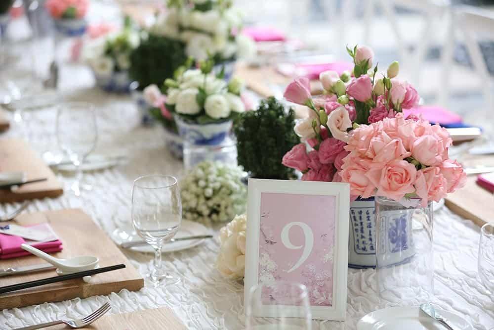 prop, lamp, flower rental for wedding 2