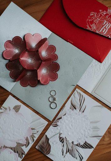 wedding card design kl