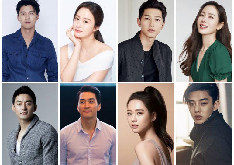 Best Hottest Korean Actors & Actresses