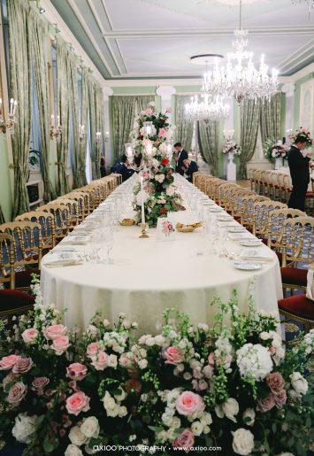 Wedding at Villa D'este Lake Como Italy